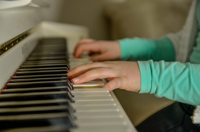 קורס מוסיקה לילדים